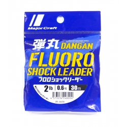 MAJOR CRAFT DANGAN FLUORO SHOCK LEADER