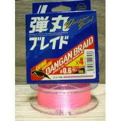 MAJORCRAFT DANGAN BRAID X4 PINK
